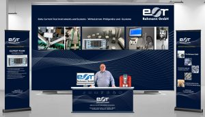 Virtueller Messestand bei der Bearing Expo online